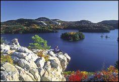 Killarney Provincial Park. Camped there many years ago, wanna go back!