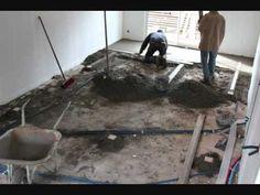 Comment faire une dalle en beton ?