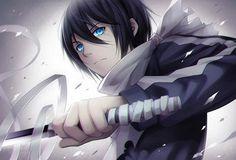 Imagen de noragami, yato, and anime