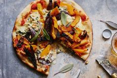 This deliciously modern pizza is topped with tender roast pumpkin and rich blue cheese, perfect if you're looking for something new! It comes in at only $4 per serve.
