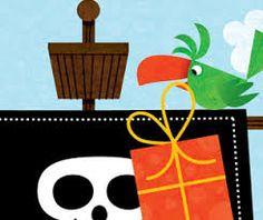 pirate birthday card - Google Search