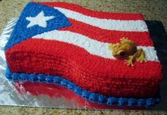 Puerto Rico...looks like really good cake. www.caribeeddies.com