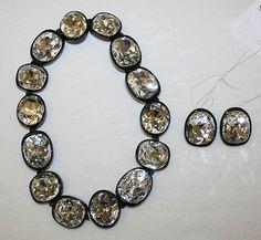 ewelry set Designer: Kenneth Jay Lane  (American, born 1932) Date: ca. 1980 Culture: American Medium: simulated diamonds, metal Dimensions: Length (a): 15 1/2 in. (39.4 cm) Length (b, c): 11 1/4 in. (28.6 cm)