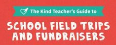 Teacher Activism: Spread the Word About Kind School Activities #teachkindness #humanefieldtrips #fundraiser
