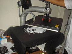 Bahan PS Film, Tahan disetrika, Kami menggunakan Heat press SISER import dari Italy Sablon Kaos Digital Berkualitas dengan Harga Terjangkau di Semarang by DIGITHING (LeMuel Digital Clothing) | Barometer Sticker Digital, Appa...