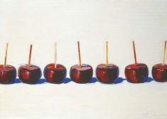 Seven Candied Apples - Wayne Thibaud 1963
