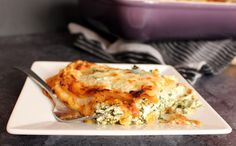 Butternut Squash, Sage, and Goat Cheese Lasagna