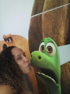 Filme: O bom dinossauro