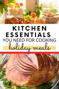 Be prepared to cook Easter dinner for the big crowd that is going to be visiting your house for the holidays. These kitchen tools will make the experience less stressful. Easter Recipes, Brunch Recipes, Holiday Recipes, Great Recipes, Easter Dinner, Holiday Dinner, Shopping Websites, Online Shopping, How To Make Waffles
