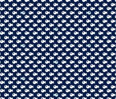 Fishes - Color Update fabric by plaidgoose_designs on Spoonflower - custom fabric