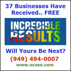 Orange County SEO gave 37 websites reviews for free  during the month of April 2014. Know and read all the information regarding this by visiting their blog on PRlog.