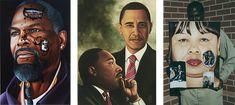 WePresent   Prison has a lot of politics. Art was a neutral zone Obama Art, Barack Obama, Prison, Neutral, Politics, Portrait, Design, Headshot Photography