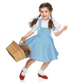 Who doesn't love Dorothy?!!! So cute!