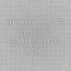 www.lets-make-sausage.com