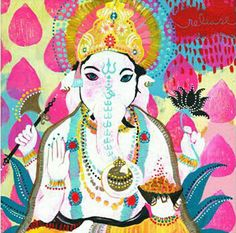 Ganesh .... remover of obstacles.