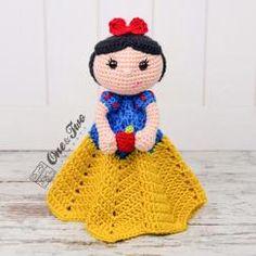 Snow white lovey