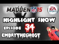 Madden 15 Top Ten Plays of the Week Episode 34