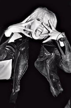 Debbie Harry, 1981.