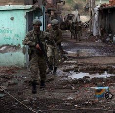 Turkish Armed Forces #JÖH #PÖH #TSK