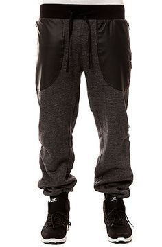 The Jekyll and Hide Sweatpants in Speckle Grey by Society Original Products