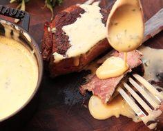 La meilleure sauce à steak… la béarnaise! #sauce #steak #béarnaise #recette