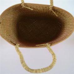 New aquatic grass woven straw bag coconut tree pattern beach vacation bulk bag Luggage Sizes, Fabric Textures, Tree Patterns, Fashion Handbags, Straw Bag, Grass, Coconut, Vacation, Beach