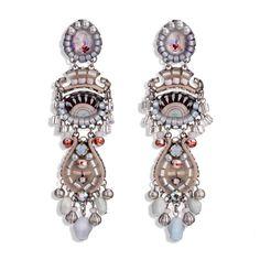 Ivory Towers Sunrise Earrings - Summer 2015