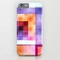 iPhone & iPod Case Squares abstract by Christine Baessler