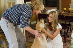 "Marley (""Marley & Me"")   While it would be difficult to give an Oscar to all 22 dogs who played Marley, it's hard to beat the raw emotion the composite character was able to deliver. Not to mention, going toe-toe with Jennifer Aniston without over-slobbering is no easy task."