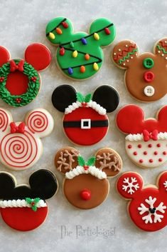 Christmas Treats That Are Just the Cutest ★ See more: http://glaminati.com/cute-christmas-treats/