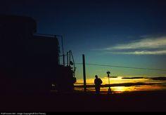 RailPictures.Net Photo: Arizona & California Railroad EMD GP38-2 at Cadiz, California by Ron Flanary