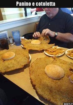 Lunch time at the Edinburgh Diner in Indiana. Sandwiches, Funny Video Memes, Funny Jokes, Pork Tenderloin Sandwich, Road Trip Food, Lol, Dessert For Dinner, Trending Memes, Decir No