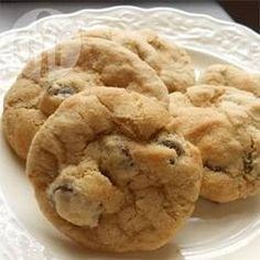 Gluten free chocolate chip cookies @ allrecipes.co.uk