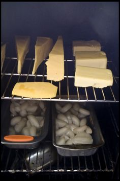 I have wanted to make my own lox and smoked cheeses since I stated hot smoking. Seeing how expensive cold smokers can be, I gave up on cold . Smoker Grill Recipes, Smoker Cooking, Grilling Recipes, Chorizo, Smoked Cheese, Traeger Recipes, Smoking Recipes, Homemade Cheese, How To Make Cheese