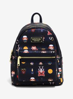 Loungefly Stranger Things Forest Mini Backpack - BoxLunch Exclusive
