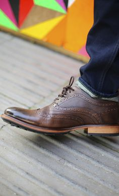 Ted Baker Oxford Brogue Shoes