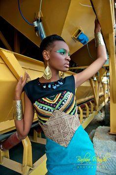 JOYCE MAKENA from Kenya. Read more http://allafricafashion.com/model-profile-meet-kenyan-model-joyce-makena/