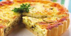 Recheio Mania: FAÇA & VENDA - Quiche de Legumes e queijo