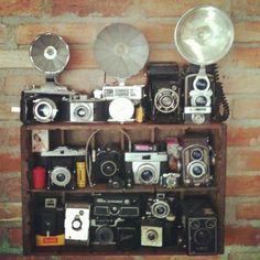vintage machines photographics
