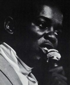 Lou Rawls was among the performers that came to the UO campus during the 1967-68 school year. From the 1968 Oregana (University of Oregon yearbook). www.CampusAttic.com