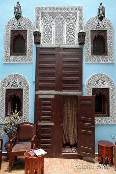 Meknès - Riad Yacout #Morocco