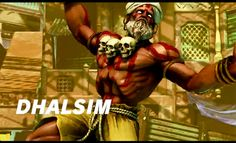 Street Fighter V – Confirmada a Presença de Dhalsim