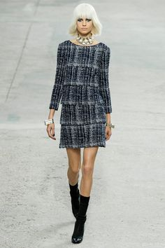 Chanel Spring 2014 Ready-To-Wear