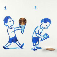cent ijsje