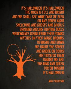 Freebie   Printable Halloween Poster