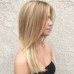 27 Amazing Hairstyles for Long Thin Hair (Must-See Haircuts for Fine Hair) - hair styles for short hair Long Thin Hair, Curls For Long Hair, Long Hair Cuts, Long Hair Styles Straight, Long Straight Layers, Layered Haircuts Straight, Long Straight Hairstyles, Curly Hair, Haircuts For Fine Hair