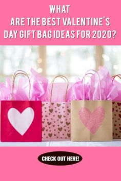 What Are the Best Valentine's Day Gift Bag Ideas for Goodie Bags, Gift Bags, Best Valentine's Day Gifts, Things To Come, Good Things, Simple Gifts, Custom Canvas, Reusable Bags, Canvas Tote Bags