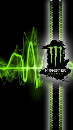 Monster energy drink phone wallpaper for iPhone and Android. Ios 11 Wallpaper, Black Phone Wallpaper, Mobile Wallpaper, Wallpaper Backgrounds, Monster Energy Drink Logo, Fox Racing Logo, Energy Pictures, Monster Pictures, Ghost Rider Marvel