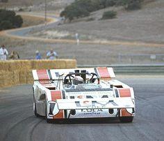 Tony Adamowicz, 1972 Daytona, Corvette