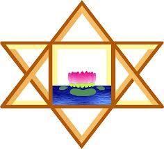 Sri Aurobindo symbol Sri Aurobindo, Hinduism, Sri Lanka, Buddha, Symbols, India, Yoga, Inspiration, Stylish
